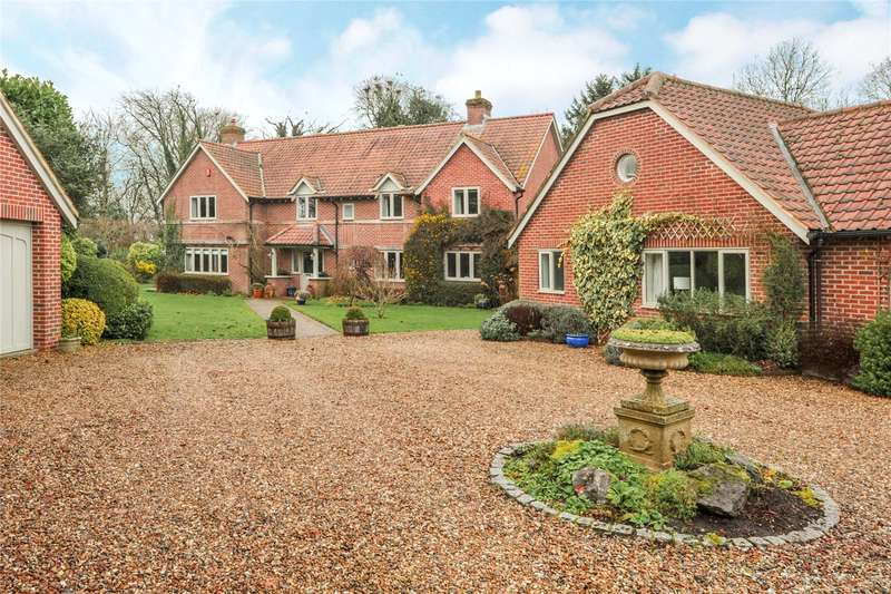 5 Bedrooms Detached House for sale in Broad Hinton, Swindon, Wiltshire, SN4