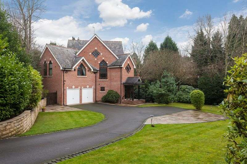 4 Bedrooms Detached House for sale in Alan Drive, Hale