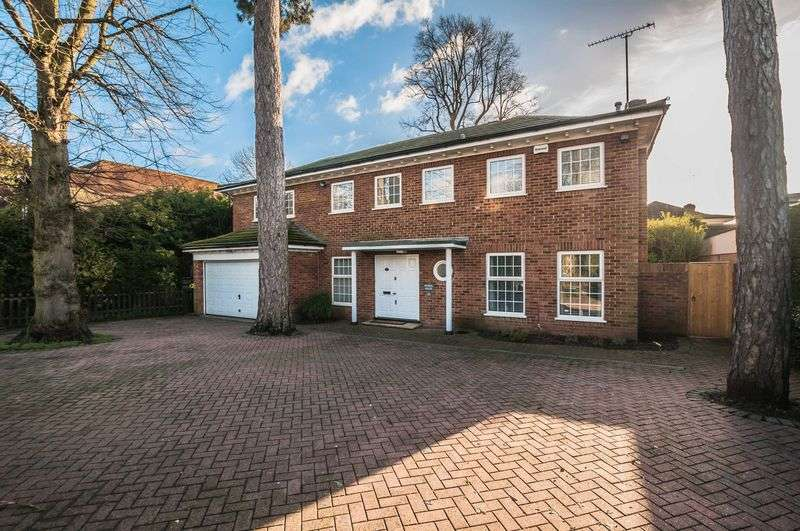 6 Bedrooms Detached House for sale in Altwood Road, Maidenhead