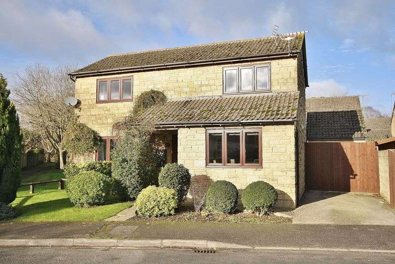 3 Bedrooms Detached House for sale in THORNEY LEYS, Witney OX28 5NS