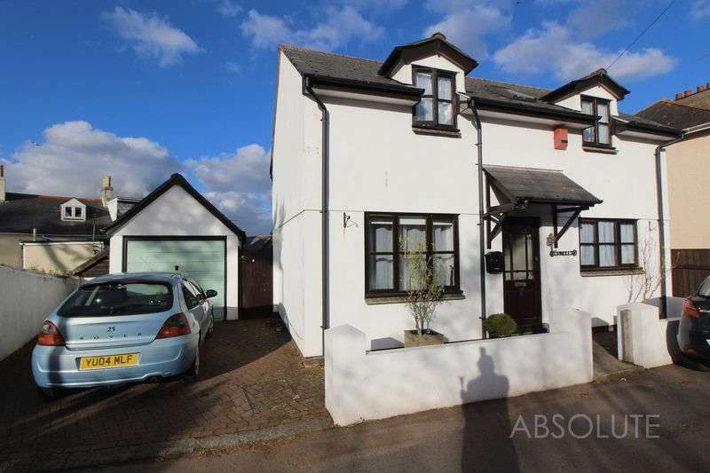 3 Bedrooms Detached House for sale in Upton Manor Road, Brixham