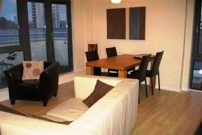 2 Bedrooms Flat for rent in Base, Trafalgar Street, S1 4LQ