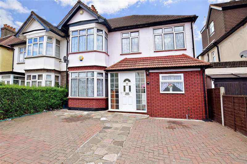 5 Bedrooms Semi Detached House for sale in East Road, Chadwell Heath, Essex