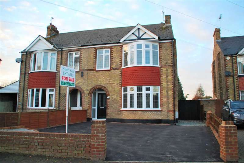 3 Bedrooms Semi Detached House for sale in REDE COURT ROAD, STROOD