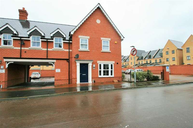 2 Bedrooms Link Detached House for sale in Lisle Road, Colchester