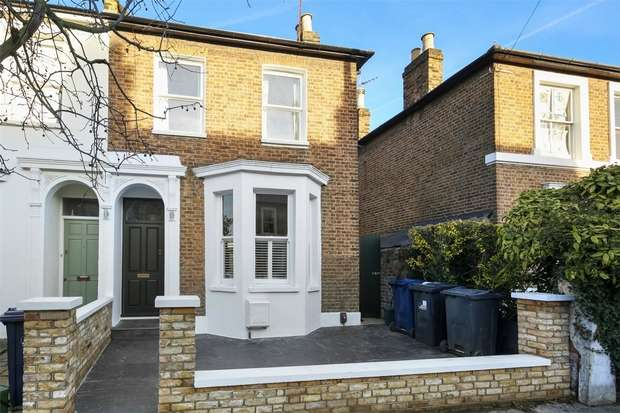 3 Bedrooms Semi Detached House for rent in Mill Hill Road, Acton