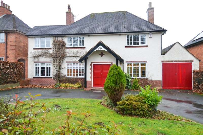 6 Bedrooms Detached House for sale in Innage Road, BOURNVILLE VILLAGE TRUST, Northfield