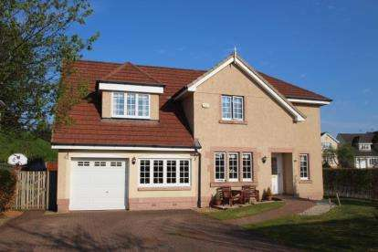 4 Bedrooms Detached House for sale in Barbush, Dunblane