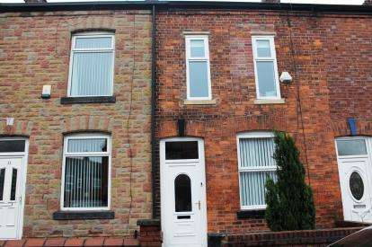 3 Bedrooms End Of Terrace House for sale in Tom Shepley Street, Hyde, Greater Manchester