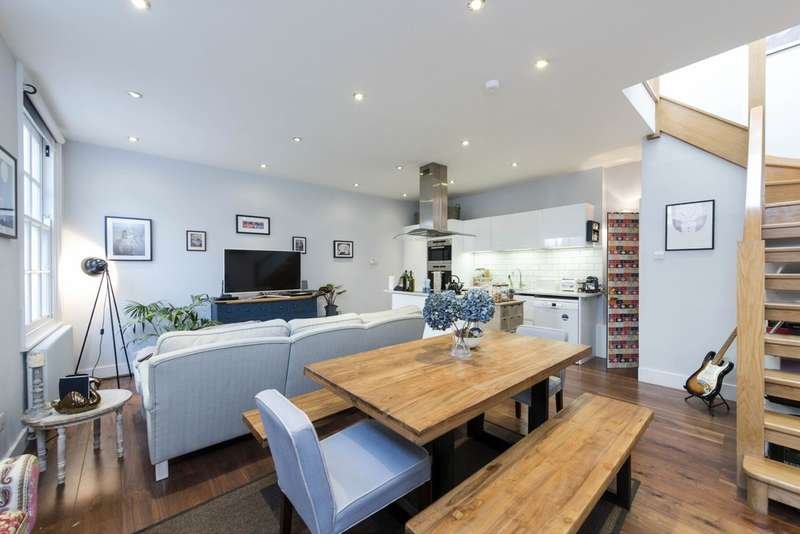 2 Bedrooms Mews House for sale in Craven Mews, Battersea, London