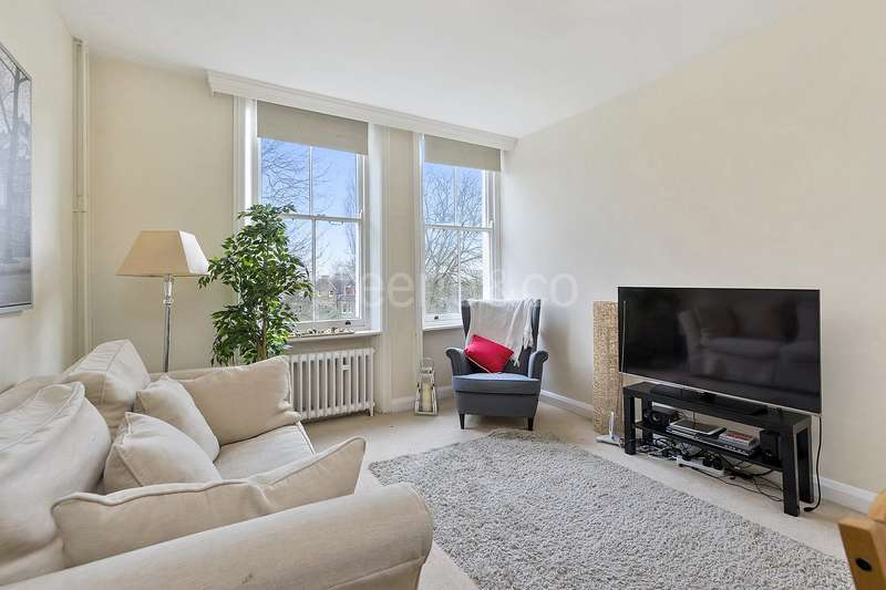 2 Bedrooms Maisonette Flat for sale in Mapesbury Road, Willesden, London, NW6
