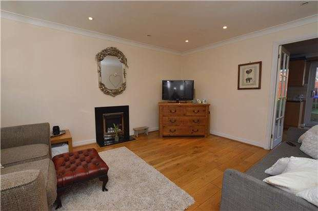 3 Bedrooms Detached House for sale in Gall Close, ABINGDON, Oxfordshire, OX14 3XY
