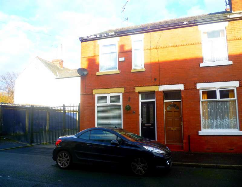 2 Bedrooms Property for sale in Wychbury Street, Salford