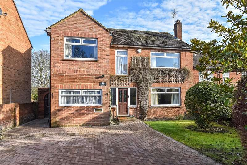 5 Bedrooms Detached House for sale in Gringer Hill, Maidenhead, Berkshire, SL6
