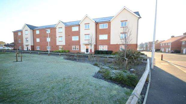 1 Bedroom Apartment Flat for sale in Caribou Walk, Three Mile Cross, Reading