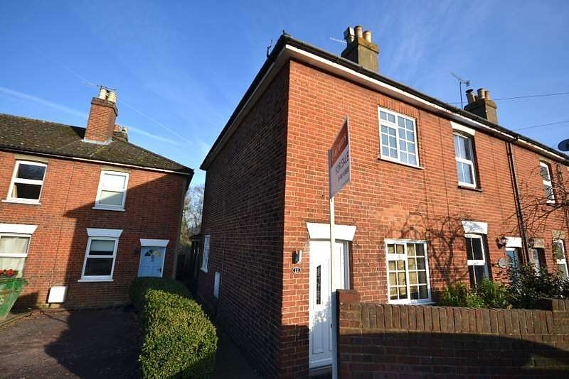 2 Bedrooms Semi Detached House for sale in Bramley