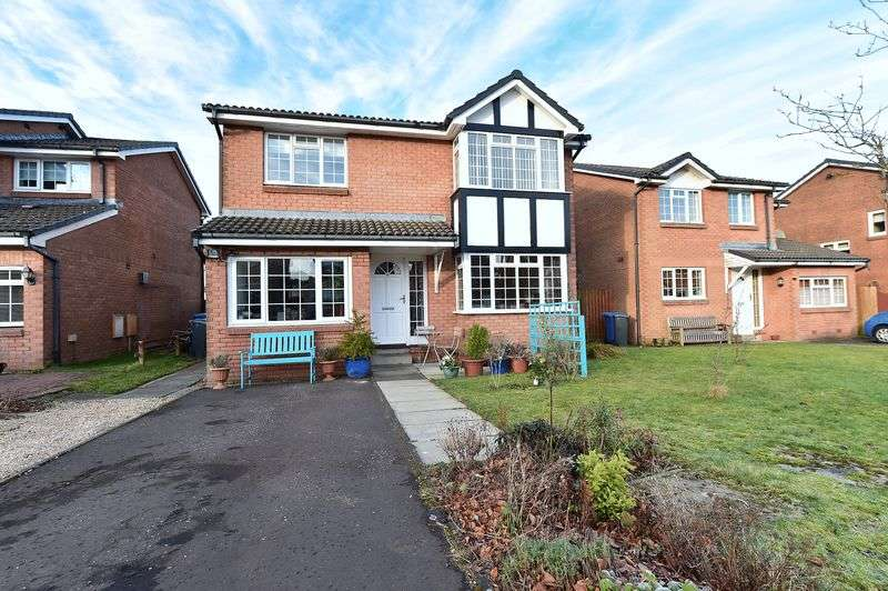 4 Bedrooms Detached House for sale in Crofters Way, East Whitburn, EH47 8ES
