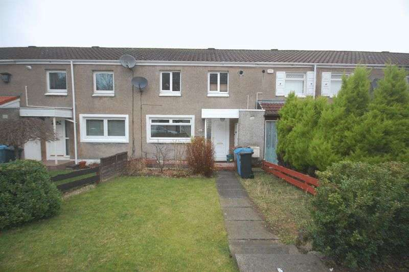 2 Bedrooms Terraced House for sale in Whinbank, Ladywell, Livingston EH54 6HJ
