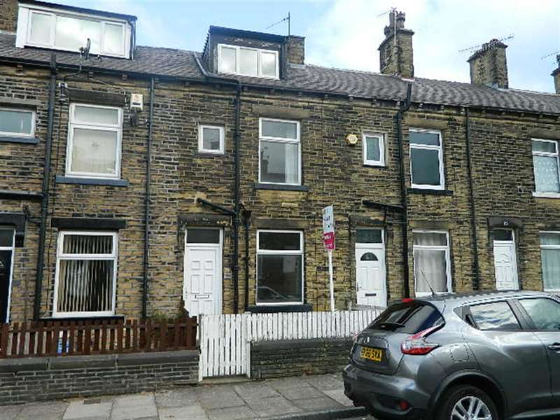 3 Bedrooms Terraced House for sale in Longford Terrace, Bradford, BD7 2PE