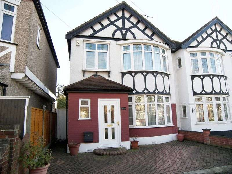 3 Bedrooms Terraced House for sale in LONGWOOD GARDENS CLAYHALL IG5
