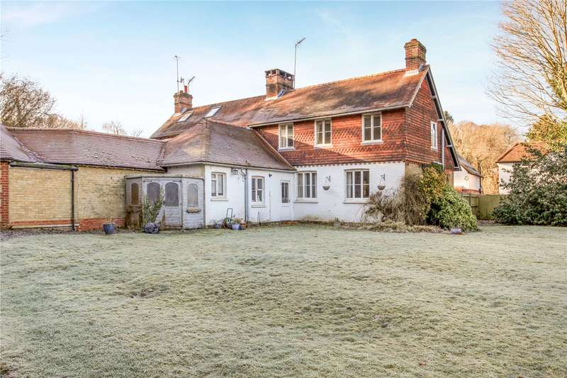 4 Bedrooms Semi Detached House for sale in Tower Hill Villa, Goose Green, Gomshall, Guildford, GU5