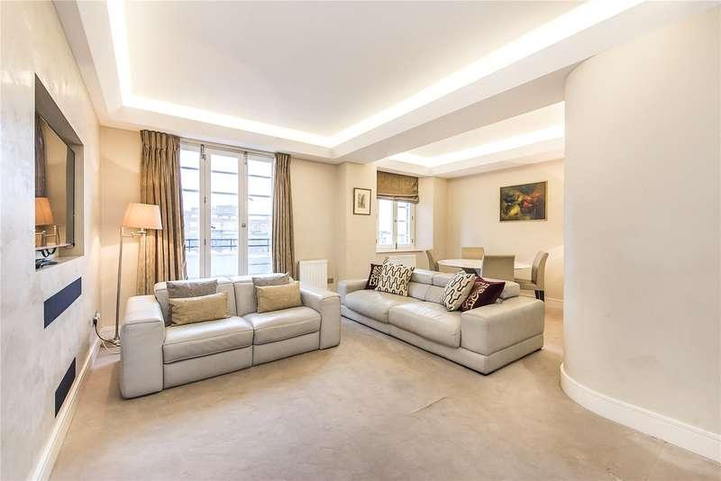 3 Bedrooms Flat for sale in Sloane Street, London, SW1X