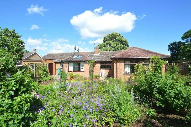 3 Bedrooms Detached Bungalow for sale in West Knapton, Near Malton
