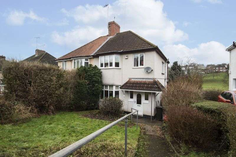 3 Bedrooms Semi Detached House for sale in Bassaleg Road, Newport