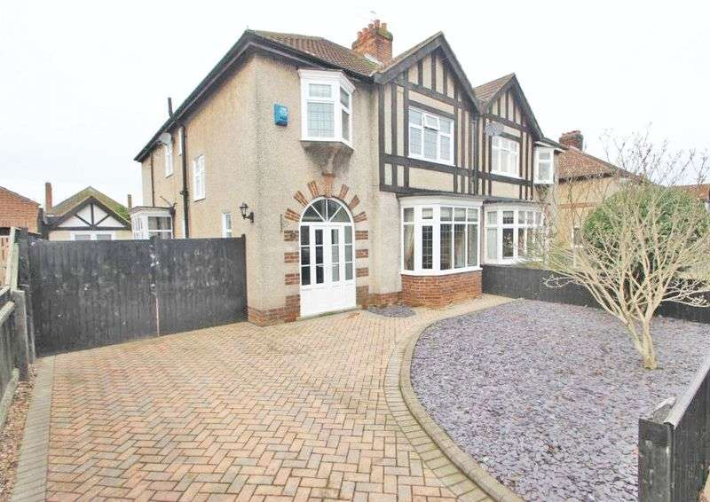 5 Bedrooms Semi Detached House for sale in DEVONSHIRE AVENUE, GRIMSBY