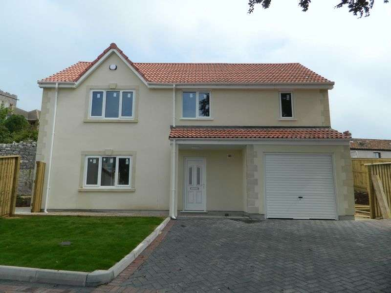 4 Bedrooms Detached House for sale in MILTON HILLSIDE