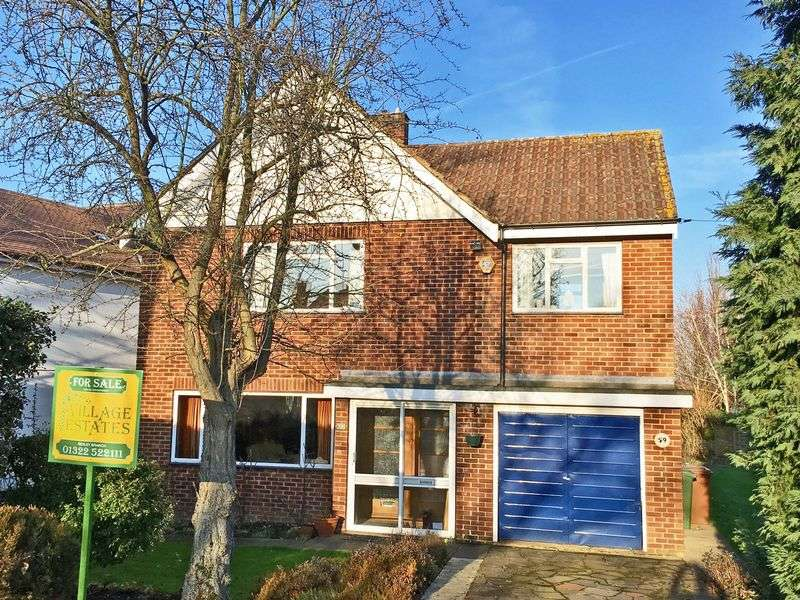 4 Bedrooms Detached House for sale in Wansunt Road, Bexley