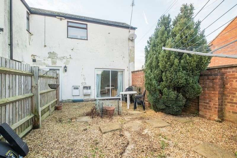 1 Bedroom Flat for sale in Westfields Terrace, Higham Ferrers