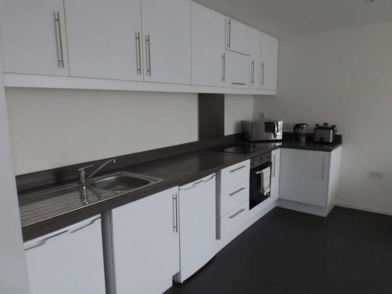 2 Bedrooms Apartment Flat for sale in Nottingham One, Canal Street