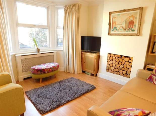 3 Bedrooms Semi Detached House for sale in Beaconsfield Road, Surbiton