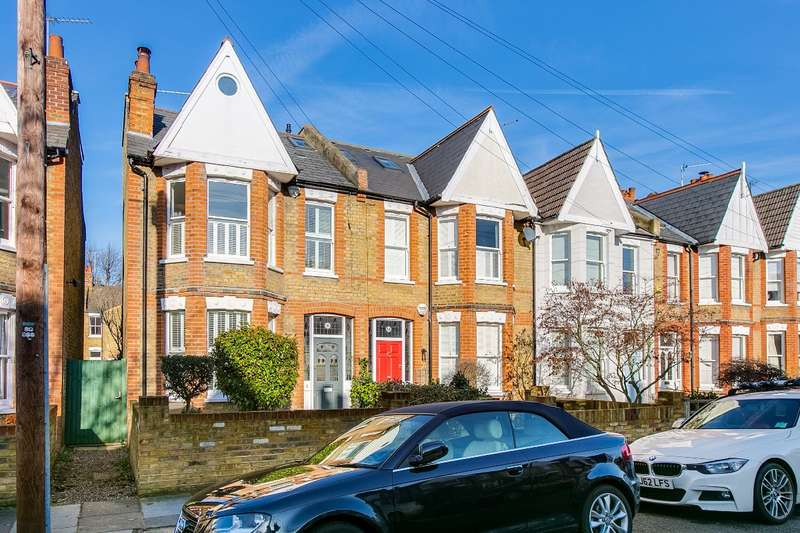 3 Bedrooms End Of Terrace House for sale in Ailsa Avenue, St. Margaret's