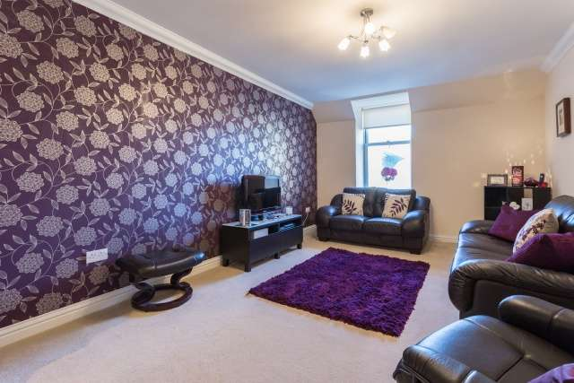 2 Bedrooms Flat for sale in Thomas Guthrie House, Cross Keys Close, Brechin, Angus, DD9 6EX