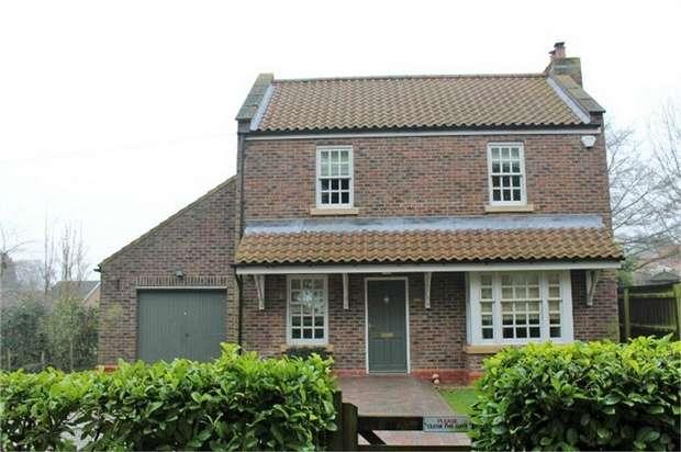3 Bedrooms Detached House for sale in Meggitt Lane, Winteringham, Scunthorpe, Lincolnshire