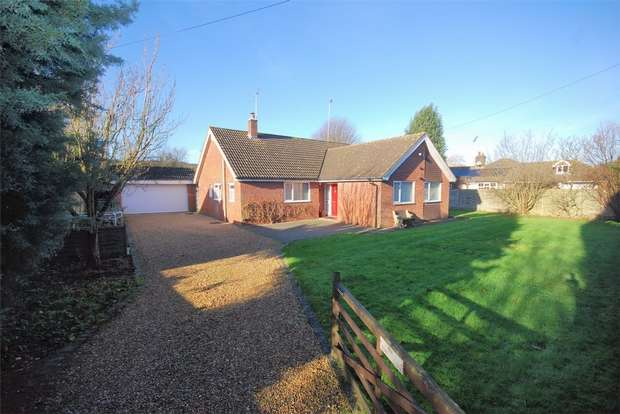4 Bedrooms Detached Bungalow for sale in London Road, Wendover, Buckinghamshire