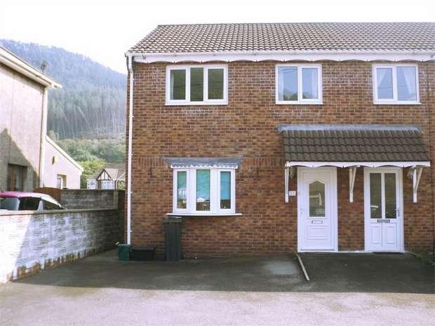 3 Bedrooms Semi Detached House for sale in Twyn Yr Ynys, Cwmavon, Port Talbot, West Glamorgan
