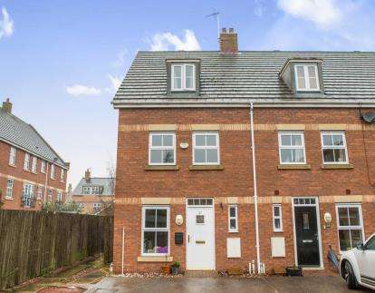 3 Bedrooms End Of Terrace House for sale in Ropery Walk, Pocklington, York, North Yorkshire