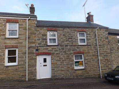 3 Bedrooms Terraced House for sale in St. Agnes, Truro, Cornwall