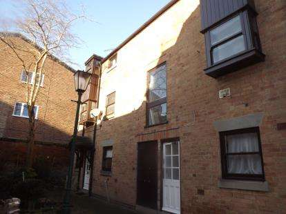 1 Bedroom Flat for sale in Miller Court, Edward Street, Derby, Derbyshire