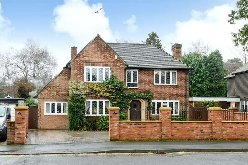 6 Bedrooms Detached House for sale in Firwood Drive, Camberley, Surrey, GU15