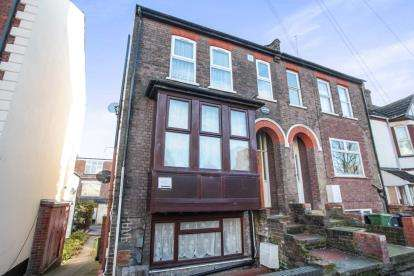 1 Bedroom Flat for sale in Drinnan Court, 10 Clarendon Road, Luton, Bedfordshire