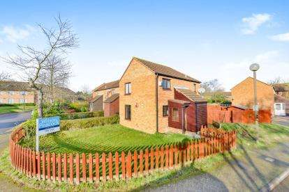 3 Bedrooms Semi Detached House for sale in Bodle Close, Pennyland, Milton Keynes, Buckinghamshire