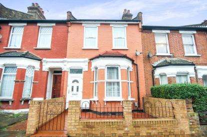 3 Bedrooms Terraced House for sale in St. Loy's Road, Bruce Grove, Tottenham, London