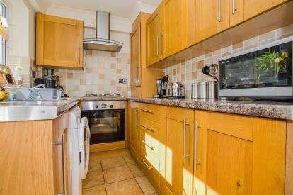 2 Bedrooms Terraced House for sale in Wildman Street, Preston, Lancashire, PR1