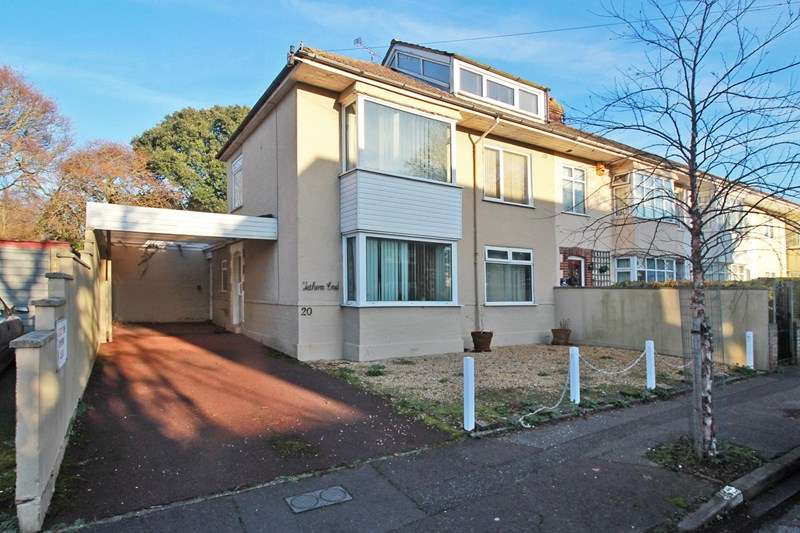3 Bedrooms End Of Terrace House for sale in Princess Avenue, Christchurch