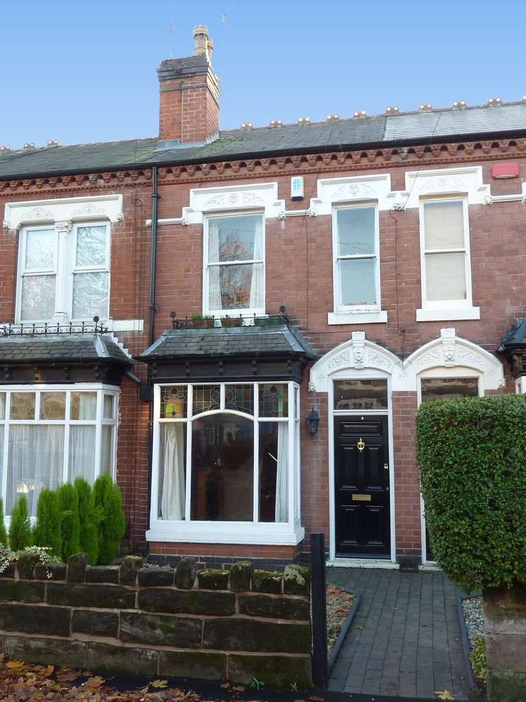 2 Bedrooms Terraced House for sale in Lyndon Road, Sutton Coldfield, B73 6BS