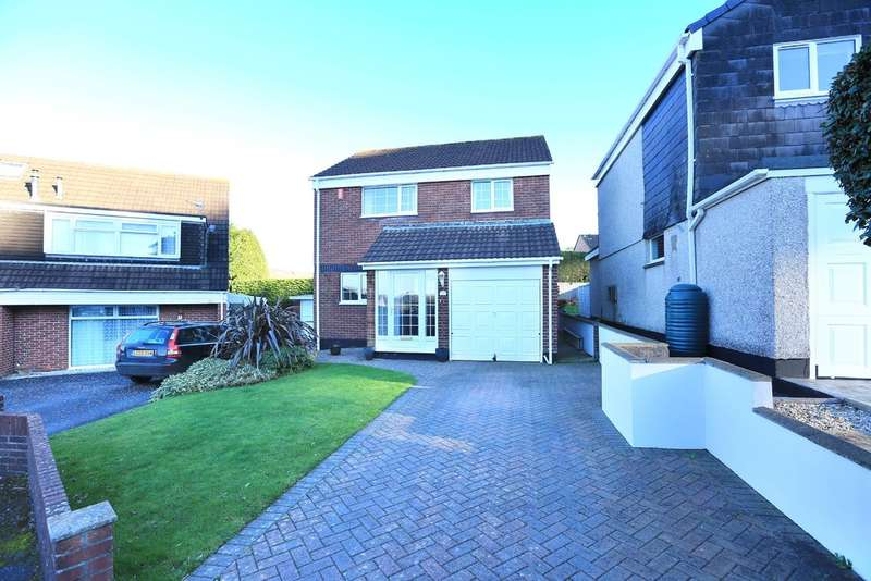 4 Bedrooms Detached House for sale in Plympton, Plymouth